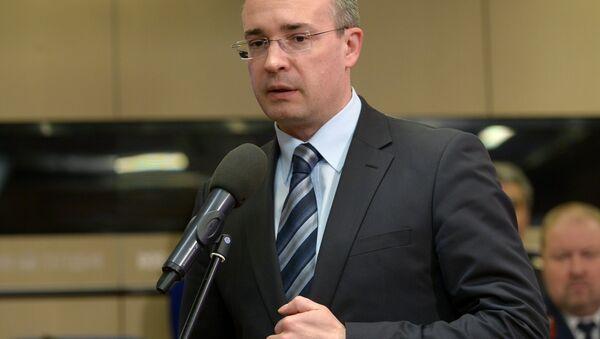 Andréi Kondrashov, periodista ruso - Sputnik Mundo