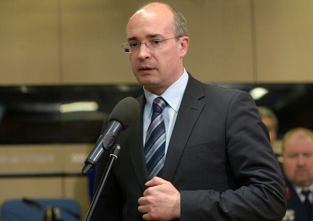 Andréi Kondrashov, periodista ruso