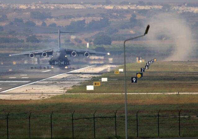 La base aérea de Incirlik, Turquía