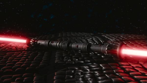 Un sable de luz (imagen referencial) - Sputnik Mundo