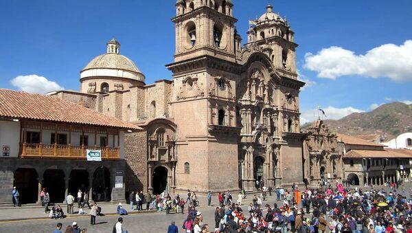 La catedral de Cuzco, Perú - Sputnik Mundo