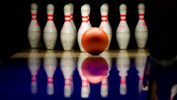 Bowling (imagen referencial) - Sputnik Mundo