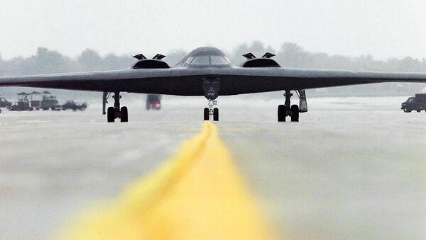 B-2 Spirit, bombardero de EEUU (archivo) - Sputnik Mundo