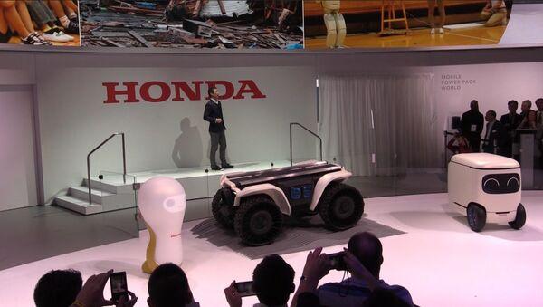 Tres nuevos robots, al rescate de la raza humana - Sputnik Mundo