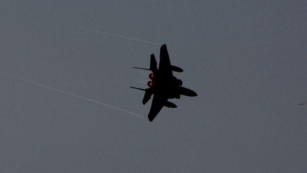 Avión F-15 (archivo) - Sputnik Mundo