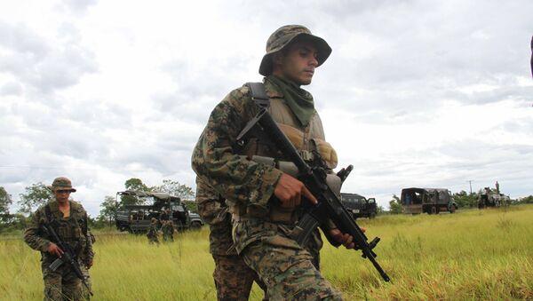 Soldados del Ejército de Paraguay - Sputnik Mundo