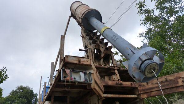 Elefante, el misil sirio - Sputnik Mundo