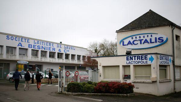 La oficina de Lactalis en Francia (archivo) - Sputnik Mundo
