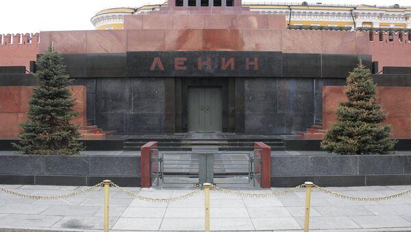 El mausoleo de Lenin en Moscú - Sputnik Mundo