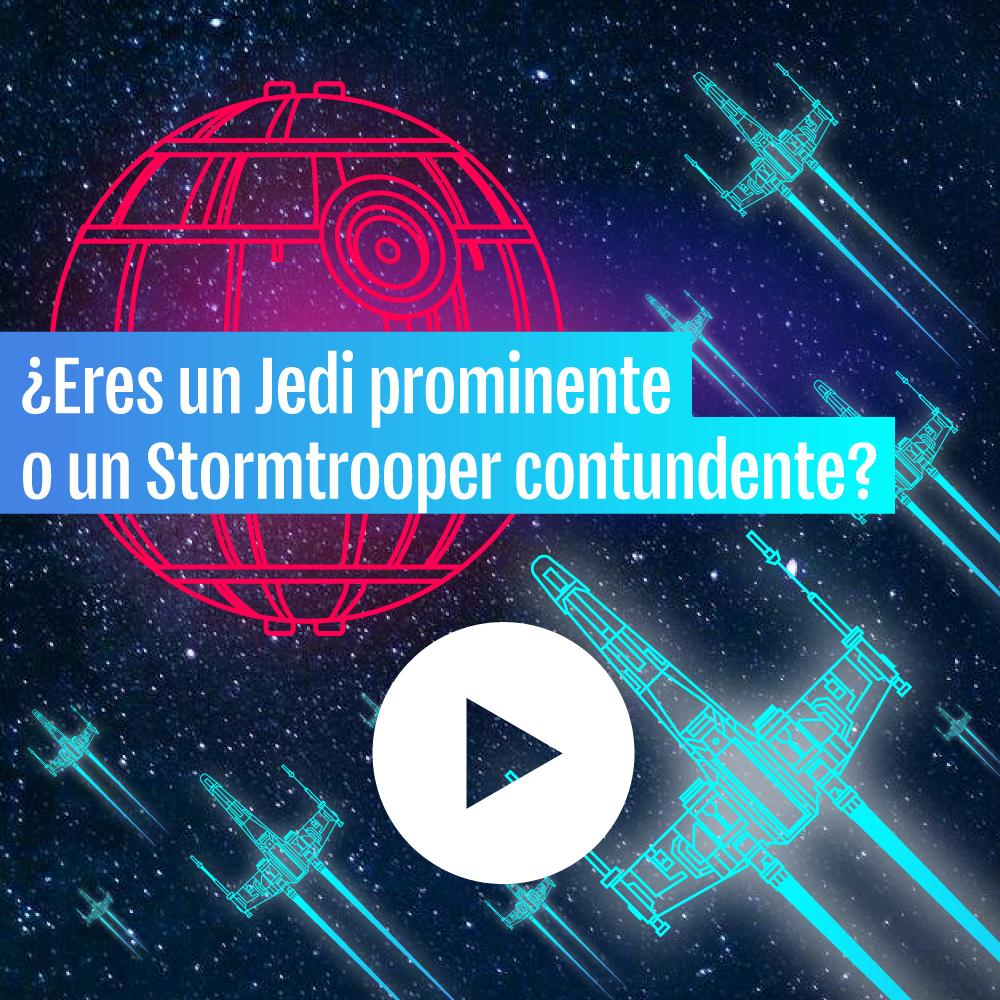 ¿Eres un Jedi prominente o un Stormtrooper contundente? - Sputnik Mundo