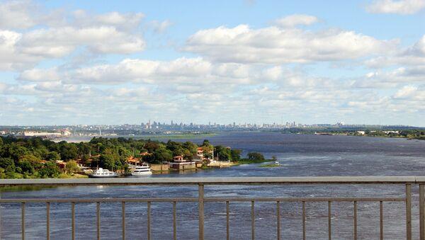 Río Paraguay (imagen referencial) - Sputnik Mundo