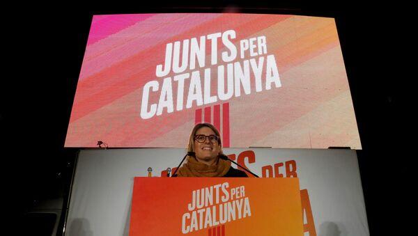 Junts Per Catalunya - Sputnik Mundo