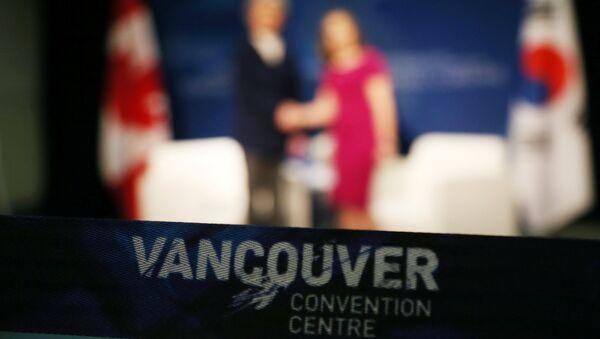 La reunión sobre la normalización en la península coreana en Vancouver - Sputnik Mundo