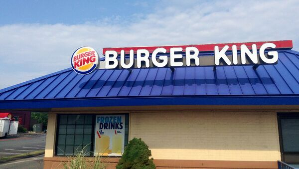 Burger King - Sputnik Mundo