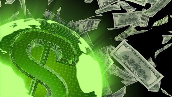 El dólar - Sputnik Mundo