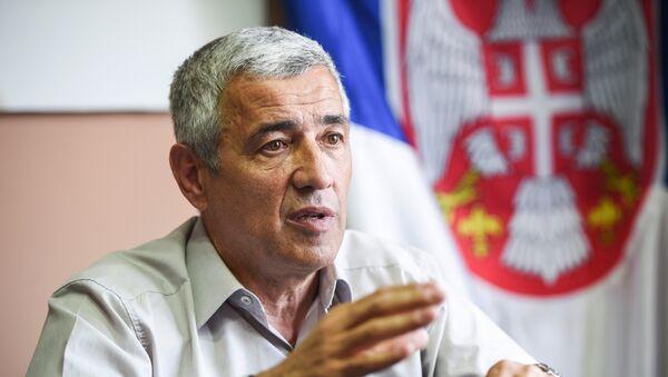 Oliver Ivanovic, político serbio asesinado (archivo) - Sputnik Mundo