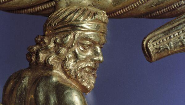 Una joya escita del siglo IV antes de Cristo - Sputnik Mundo