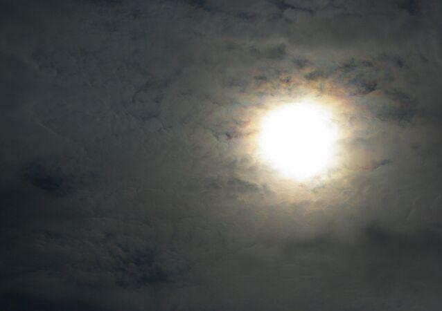 La luz en el cielo (imagen ilustrativa)