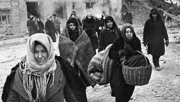Los días que conmovieron al mundo: se cumplen 75 años del sitio de Leningrado - Sputnik Mundo