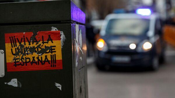 Situación en Cataluña - Sputnik Mundo