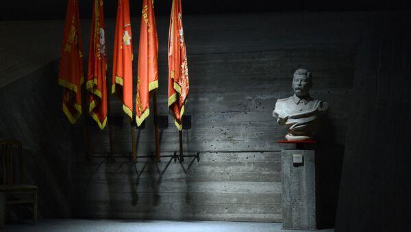 El busto de Iósif Stalin - Sputnik Mundo