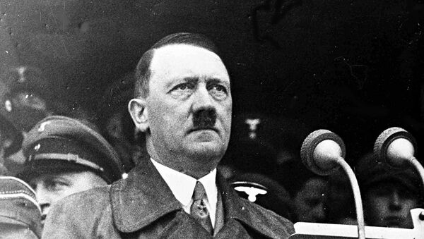 Adolf Hitler (archivo) - Sputnik Mundo