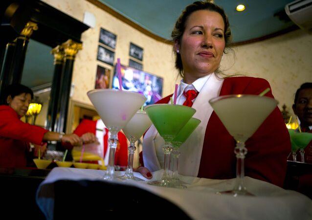 El daiquirí es uno de los cocteles más populares de Cuba y el preferido del escritor Ernest Hemnigway.