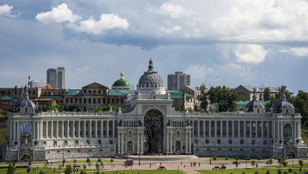 El Palacio de los Agricultores, en Kazán - Sputnik Mundo