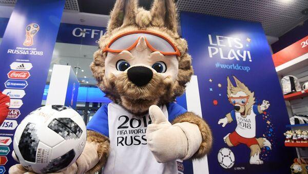 Zabivaka, la mascota del Mundial de Rusia 2018 - Sputnik Mundo