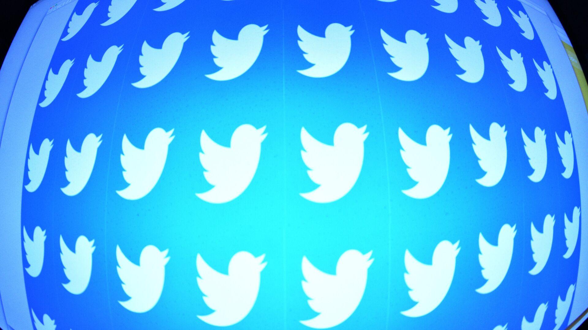 Социальная сеть Twitter - Sputnik Mundo, 1920, 05.04.2021