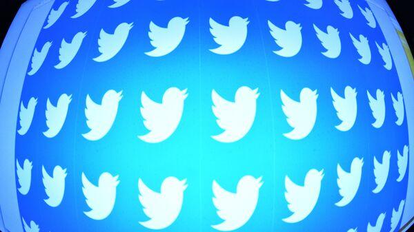 Социальная сеть Twitter - Sputnik Mundo