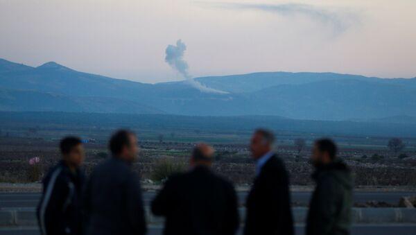 Operación militar de Turquía en la región siria de Afrin - Sputnik Mundo