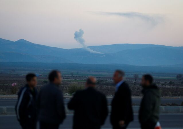El Estado Mayor turco comienza la operación militar contra los kurdos en Afrin