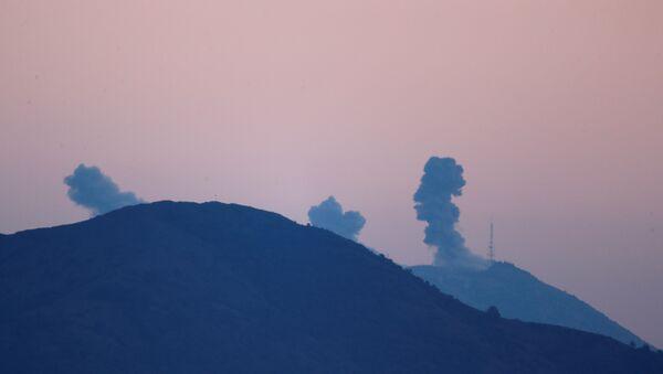 Operación militar de Turquía en la región siria de Afrín - Sputnik Mundo