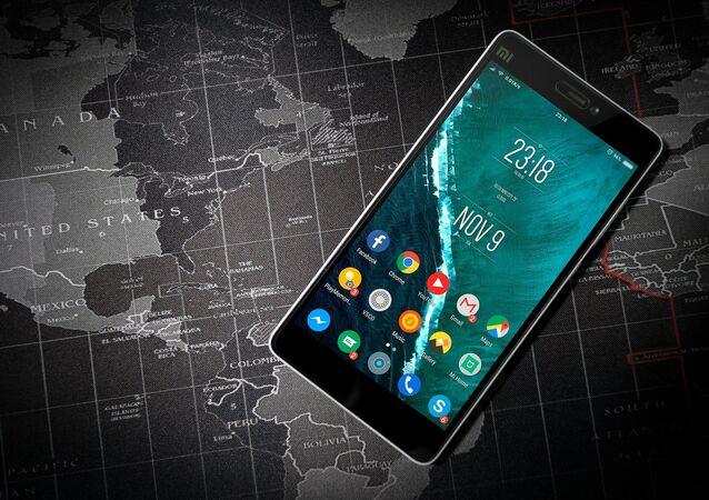 Teléfono móvil (imagen referencial)