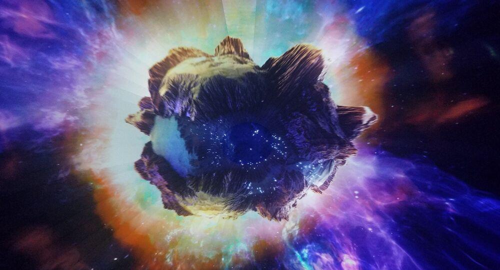 Un asteroide (imagen ilustrativa)