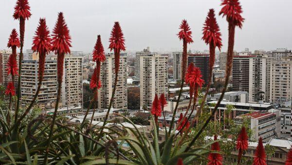 Santiago, Chile - Sputnik Mundo