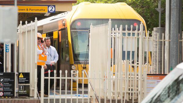 Estación de Richmond en Sídney, Australia - Sputnik Mundo