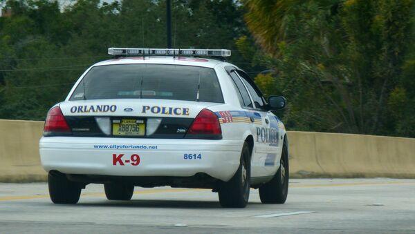 Policía de Orlando, EEUU (archivo) - Sputnik Mundo