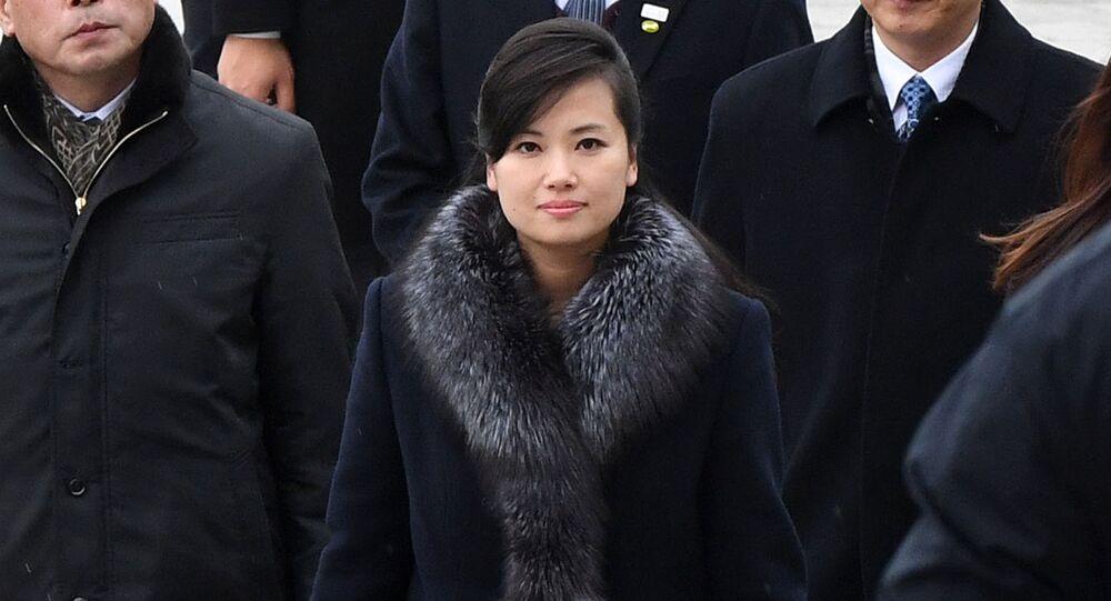 Hyon Song-wol, cantante norcoreana