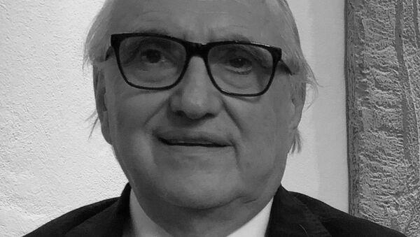 Alfredo Jalife-Rahme  - Sputnik Mundo