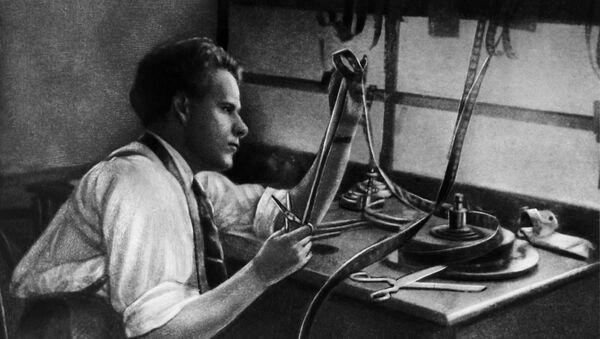 Serguéi Eisenstein, director de cine soviético - Sputnik Mundo