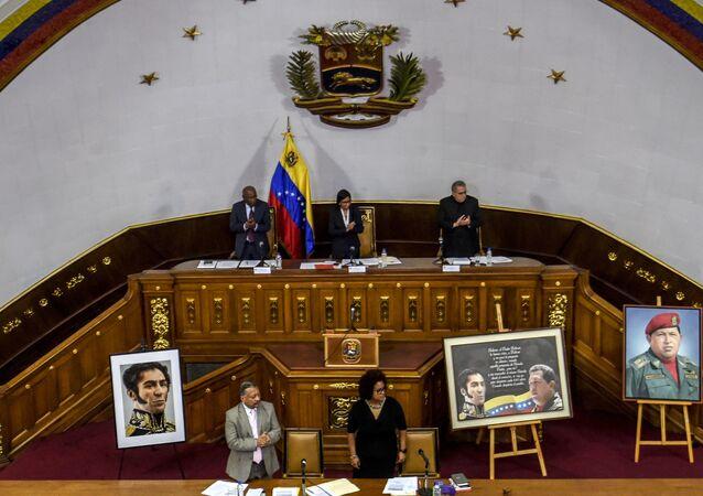 Asamblea Nacional Constituyente de Venezuela (imagen referencial)