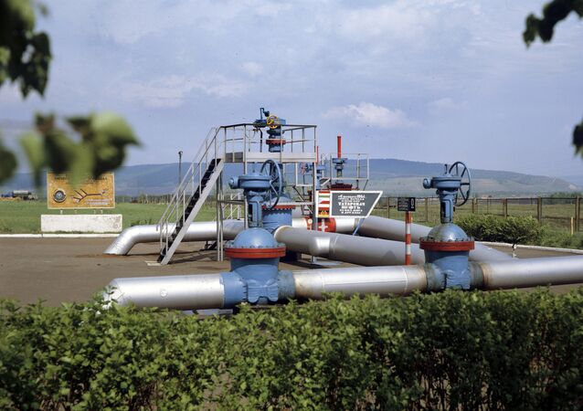 El punto de origen del oleoducto ruso Druzhba (imagen referencial)