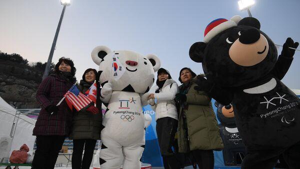 JJOO-2018 en Pyeongchang - Sputnik Mundo