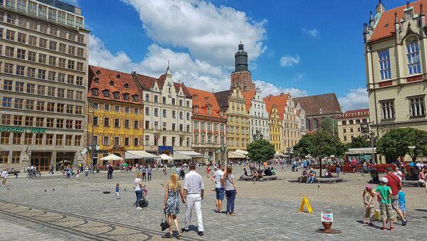 Ciudad de Breslavia (Polonia) - Sputnik Mundo