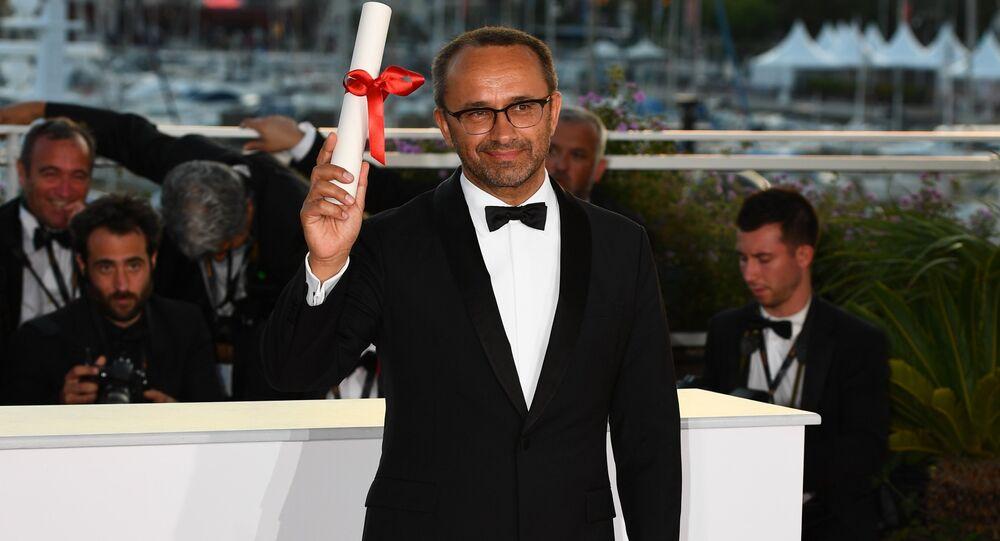 Andréi Zviáguintsev, director de cine ruso