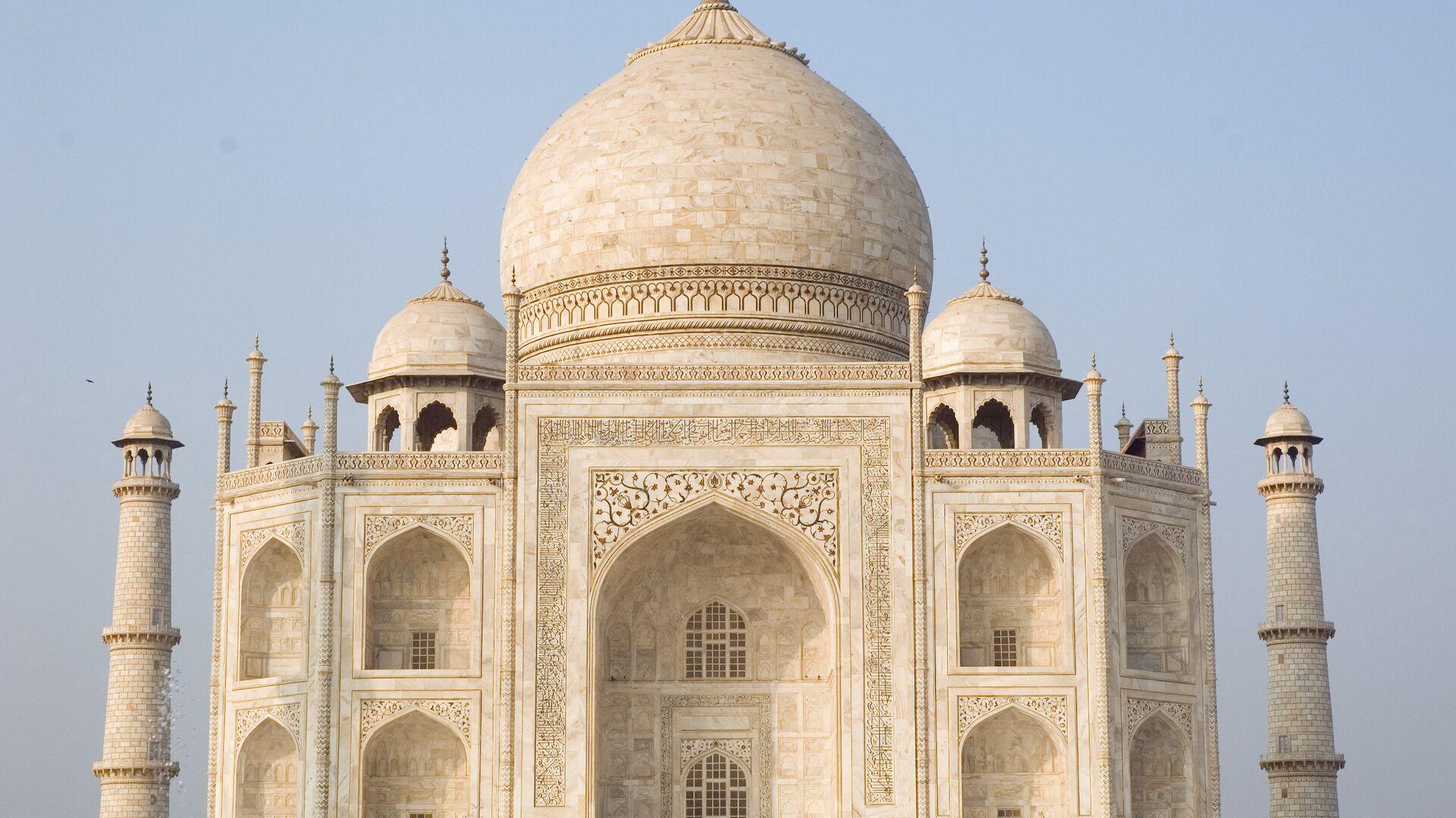 Taj Mahal - Sputnik Mundo, 1920, 04.03.2021