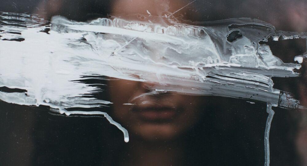 La cara de una mujer (imagen referencial)