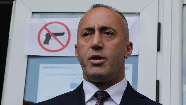 Ramush Haradinaj, el primer ministro de Kosovo - Sputnik Mundo
